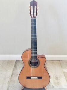 2017 Jose Ramirez 2NCWE Classical Guitar w/Fishman Prefix Pro Blend Pickup