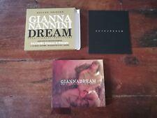 Gianna Nannini - Gianna Dream Deluxe Extra Dream Singolo Giorgia 2X Cd Perfetto