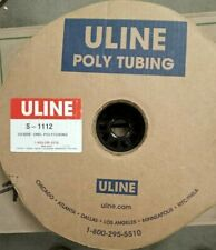 Uline S-1112  2 mil. Polytube partial roll