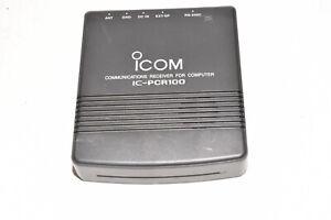 Icom IC-PCR100 Communications Receiver FOR COMPUTER