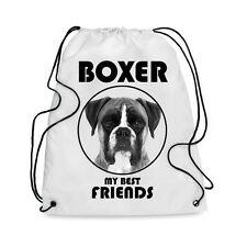 Borsa Sacca cane BOXER MY BEST FRIEND