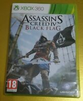 Assassin's Creed IV: Black Flag - Microsoft Xbox 360 Game By Ubisoft 🎮