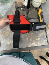 """Industrial Puppy No-pull Dog Harness. Velcro Patches NOT included. Size M 26-29"""""""