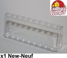 Lego 1x Windscreen 2x10x3 Pare Car Window Windscreen Clear Trans Clear 24607 New