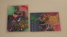 1995-96 Hoops Rookie Grant's All Rookie 2 Rookies Kevin Garnett