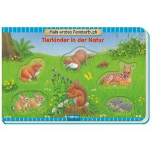 Mein erstes Fensterbuch-Tierkinder in der Natur