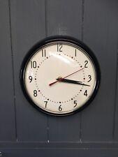 wall clock Metal Body