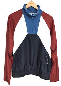 Wood Wood Jacket Mens Medium Gasper Lightweight Rain Wind proof Coat