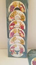 Wine Tags Set of 24  3 Assorted Designs By Paper Buffet