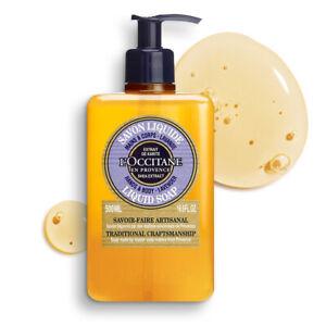 L'Occitane Lavender Hands & Body Liquid Soap with Shea Butte 500ml/16.9 FL.OZ.