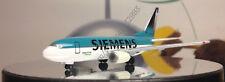 """Herpa Wings 501111 B737-700 Germania """"Siemens"""" Scale 1/500"""