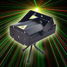 Mini LED Disco Beleuchtung Bühnenbeleuchtung Laser Projektor Stage Lighting