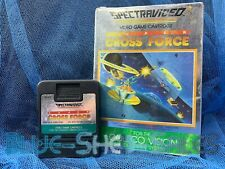 Super Cross Force game cartridge for the Colecovision system