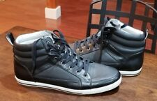 Aldo Men's Black High Tops Size 12 Used 2-3 times, PERFECT condition