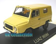 1:43 LUAZ 969 M _ DeAgostini Collection