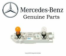 NEW Mercedes W211 E320 E500 Taillight Bulb Holder with Bulbs Genuine 2118200577