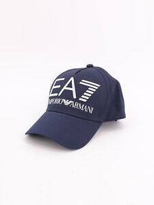 EA7 EMPORIO ARMANI Cappello  Blu navy 275916 1P10400035
