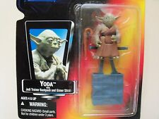 STAR WARS - THE POWER OF THE FORCE - YODA - JEDI TRAINER BACKPACK / GIMER STICK