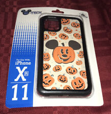 Disney Parks Halloween Mickey Pumpkins Iphone Cover Case XR/11 New