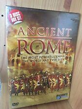 NEW ANCIENT ROME DVD VIDEO - 3 MOVIES, 3 DISC BOX SET