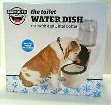 Pets The Toilet Water Dish By Bigmouth. New
