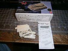 B-CLUB Star Blazers Battleship Yamato 1/144 scale Comet Empire tank **New**