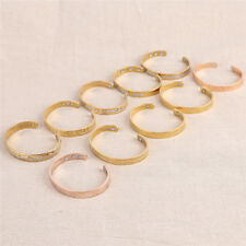 Magnetic Energy Bracelet Bangle for Women Men Health Care Wristband Cuff Gifts