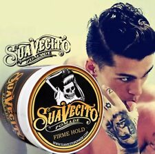 Suavecito *Strong Firme Hold* Pomade 4oz - Free Comb