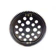 Hot Racing SECT881 ECX 2WD Ruckus & Torment Steel Spur Gear 48P (81T)
