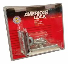 American Lock A850D 90 Degree Angle Bar Steel Heavy Duty Security Hasp 4-1/4in