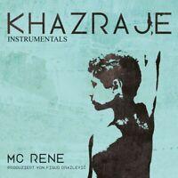 MC RENE & FIGUB BRAZLEVIC - KHAZRAJE (INSTRUMENTALS)   VINYL LP NEW+