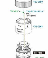 Canon EF 35mm F/1.4 1.4 L USM II Lens - Fixed Barrel Parts CY3-2368 Mark 2
