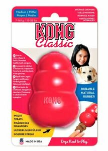 KONG CLASSIC MEDIUM 7 - 16Kg BRAND NEW ONLY £9.99 FREE POST.