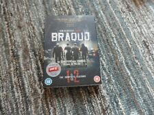 Braquo - Complete Seasons 1 & 2 - DVD Set