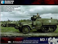 Rubicon Models 28mm 1/56 scale WW2 US M3/M3A1 Half Track model