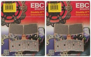 EBC HH Front Brake Pads For Kawasaki 1997 ZRX1100 C1