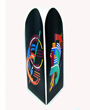 Design jarrón de porcelana post Modern marcello morandini Rosenthal Studio-línea 80´s