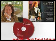 """ANDRE RIEU """"La Vie Est Belle"""" (CD) 2000"""
