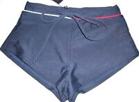 Tommy Hilfiger NEW Blue Women's Juniors Size XS 0 Swimsuit Board Shorts $38 S381