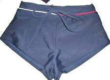 Swimsuit Bikini Bottom Board Shorts NEW Juniors XS Women 0 2 Tommy Hilfiger #99