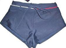 Swimsuit Bikini Bottom Swim Boy Shorts NEW Juniors XS Women 0 2 Tommy Jeans S381