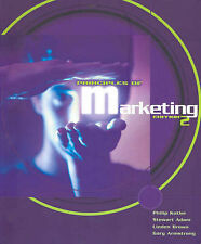 PRINCIPLES OF MARKETING - EDITION 2 BOOK BY PHILIP KOTLER, STEWART ADAM
