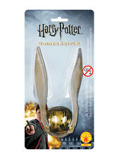 Licensed Harry Potter Golden Snitch Quidditch Game Fancy Dress Accessory Unisex