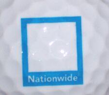 (1) Nationwide Financial Logo Golf Ball Asset Management