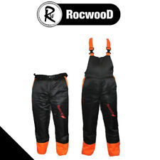 More details for chainsaw safety forestry trousers or bib and brace ideal for active users