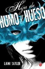 Hija de humo y hueso (Daughter of Smoke and Bone) (Spanish Edition)
