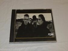 U2 The Joshua Tree Island records RARE CD music CRC 12 42298 streets no name