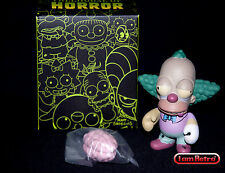 Krusty Zombie - The Simpsons Treehouse of Horrors Vinyl Mini Figure Kidrobot