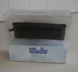 Brand New 3Doodler Pedal by WobbleWorks Black