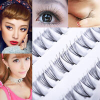 Cluster Flare Volume Lashes Individual Eyelashes False Lashes Eye Makeup